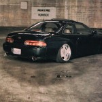 Stance Lexus SC300 - Roulez different...