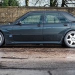 Mercedes 190e 2.5 16v Evolution 2... Du tuning 4 étoiles !