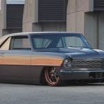 Chevy Nova 67′ Miranda Built – La creme de la creme du Restomod !