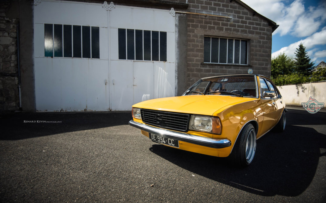 Opel Ascona B – Une youngtimer abordable !