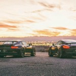 Vossen Porsche 991 GT3 RS & Cayman GT4... Ultime !