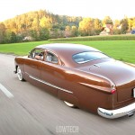 '50 Ford Shoebox kustom – Chocolate box !
