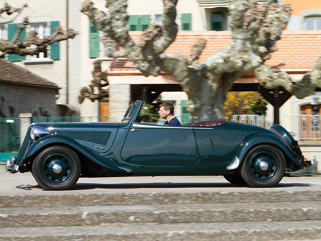 u0026 39 39 citroen traction 15 cv roadster    unique et