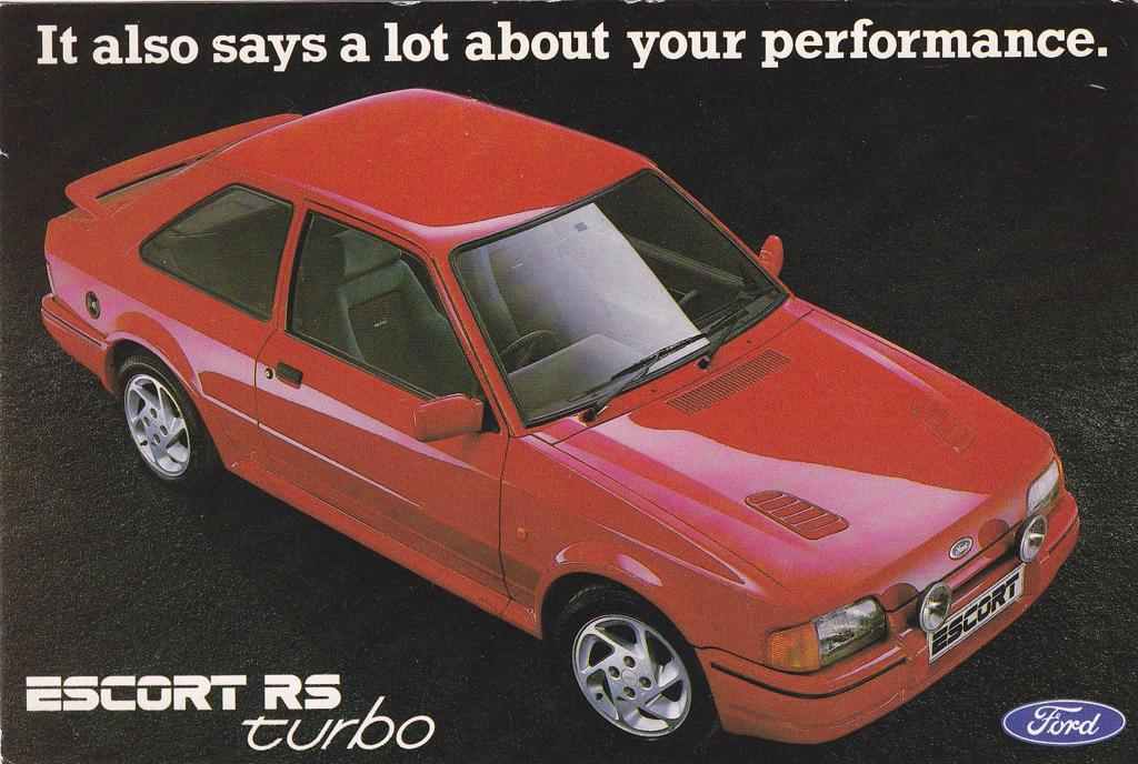 DLEDMV - Ford Escort RS Turbo MK2 - 03
