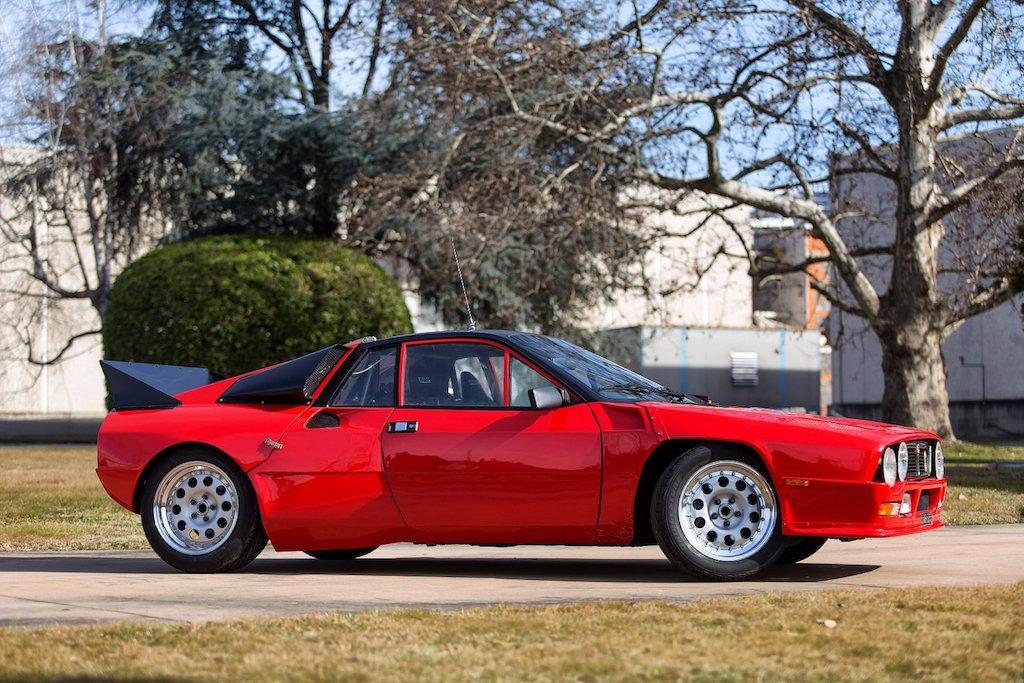 Lancia 037 -001, Genèse de la fin d'un monde. 1