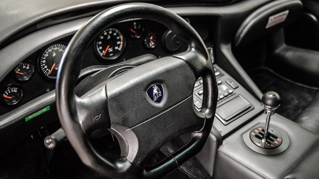 DLEDMV - Lamborghini Diablo SV 1 mile - 05