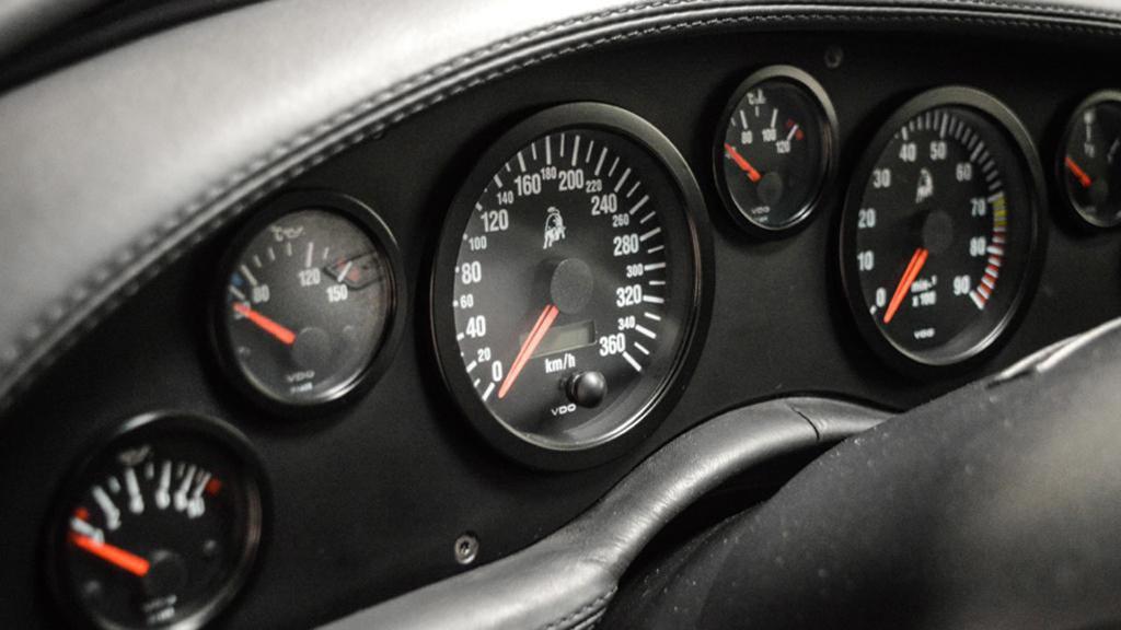 DLEDMV - Lamborghini Diablo SV 1 mile - 06