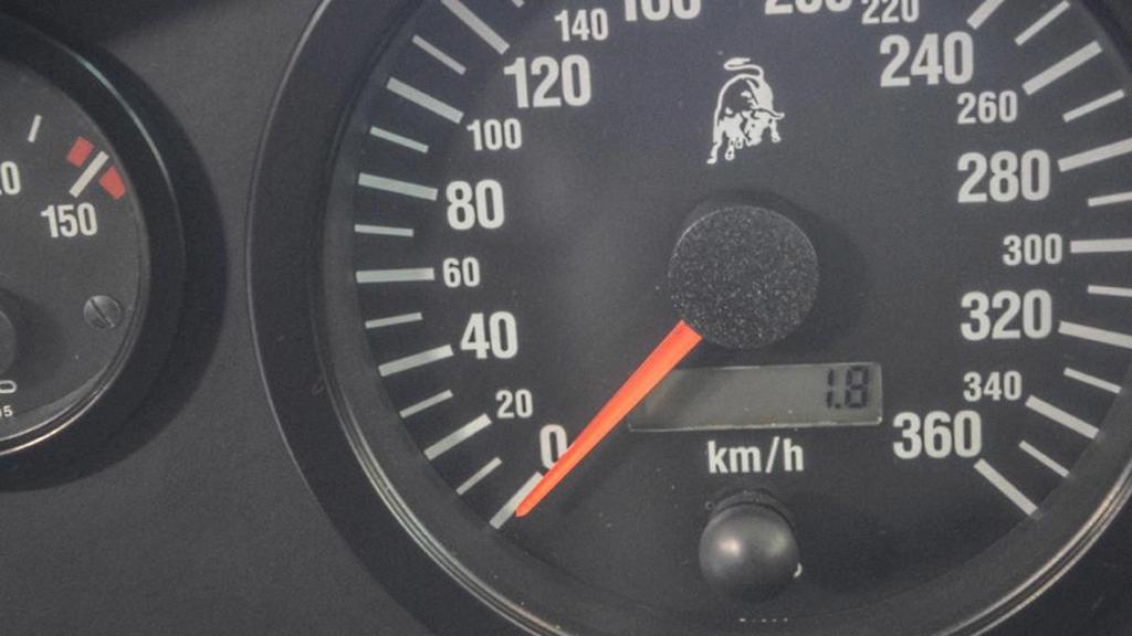 DLEDMV - Lamborghini Diablo SV 1 mile - 14