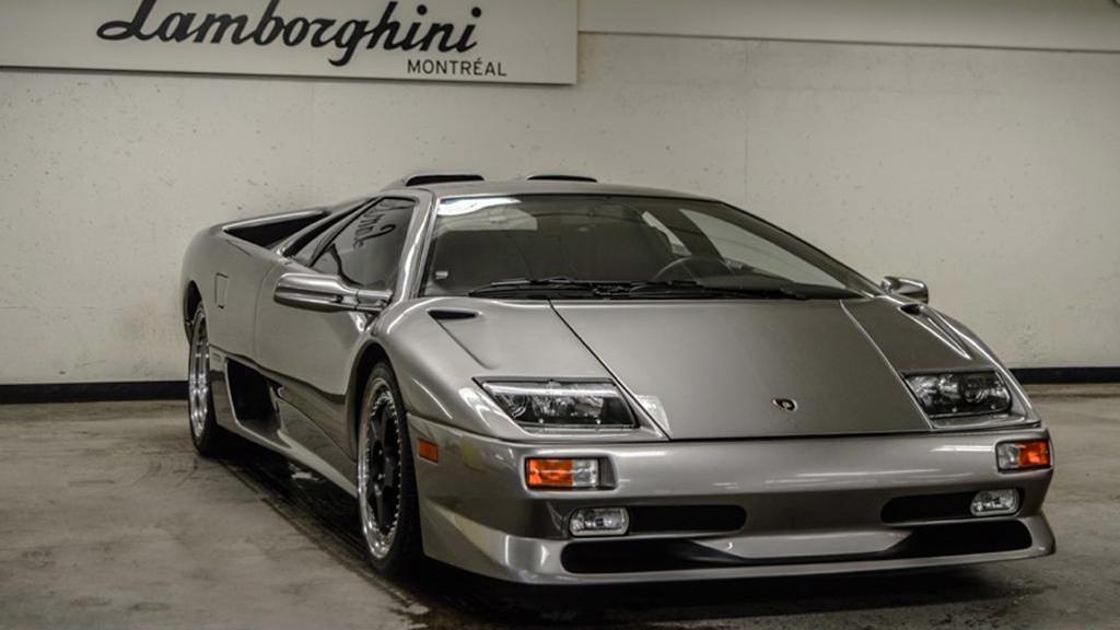DLEDMV - Lamborghini Diablo SV 1 mile - 17