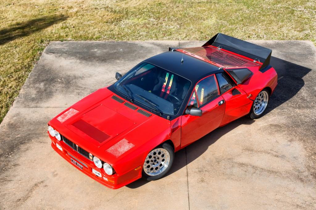 Lancia 037 -001, Genèse de la fin d'un monde. 6