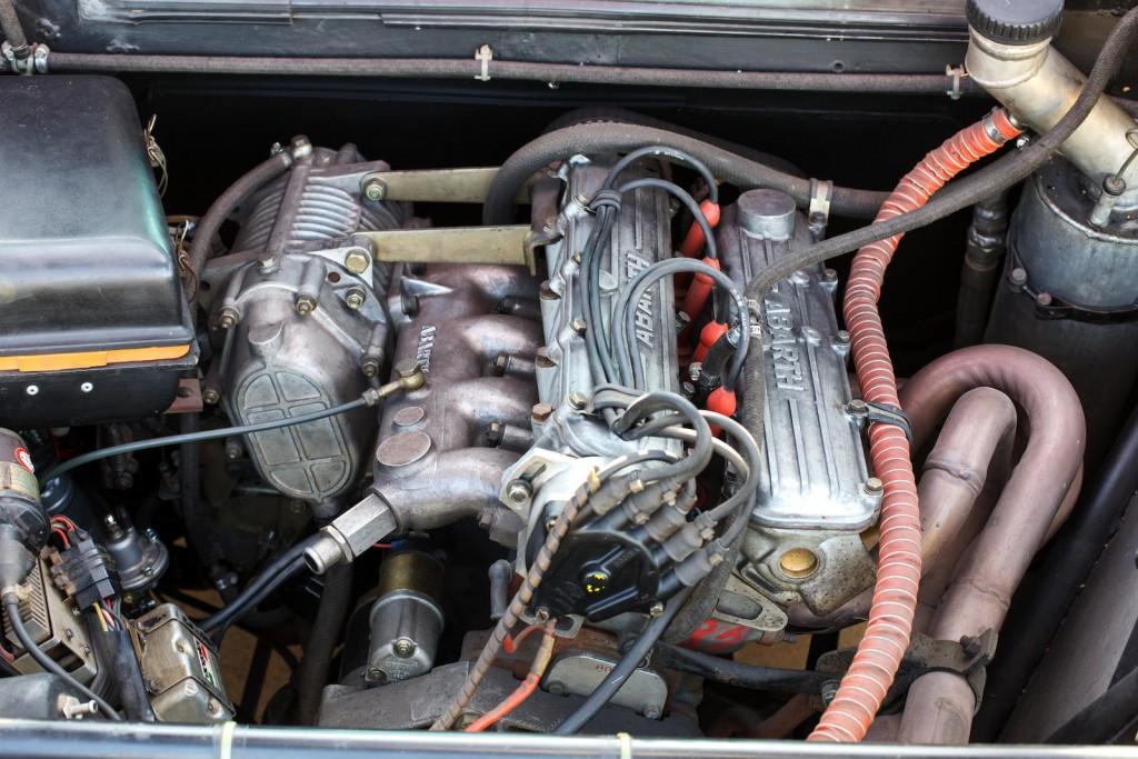 Lancia 037 -001, Genèse de la fin d'un monde. 5