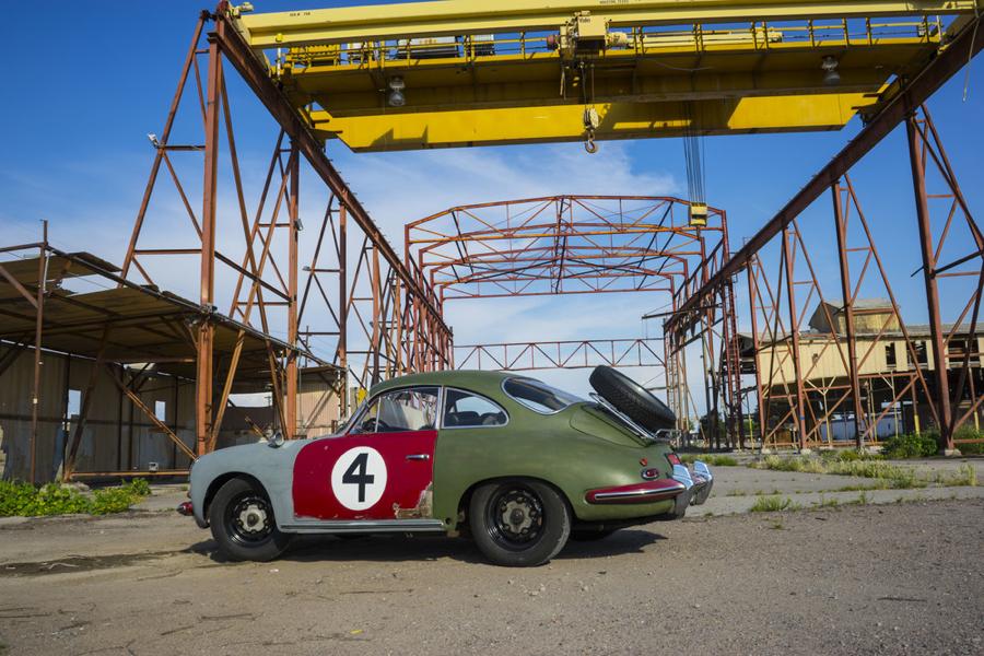 DLEDMV - Porsche 356 FourTillFour - 01
