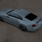 Spofec Rolls-Royce Wraith... Y'a pas que les footballeurs ! 5