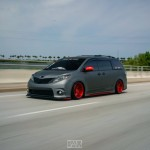 Unlimited Wraps - Même le Toyota Sienna a du pompelup ! 4