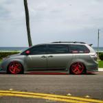 Unlimited Wraps - Même le Toyota Sienna a du pompelup ! 3