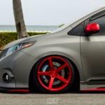 Unlimited Wraps - Même le Toyota Sienna a du pompelup ! 2