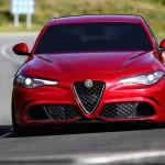 Alfa Romeo Giulia QV... L'étalon italien !