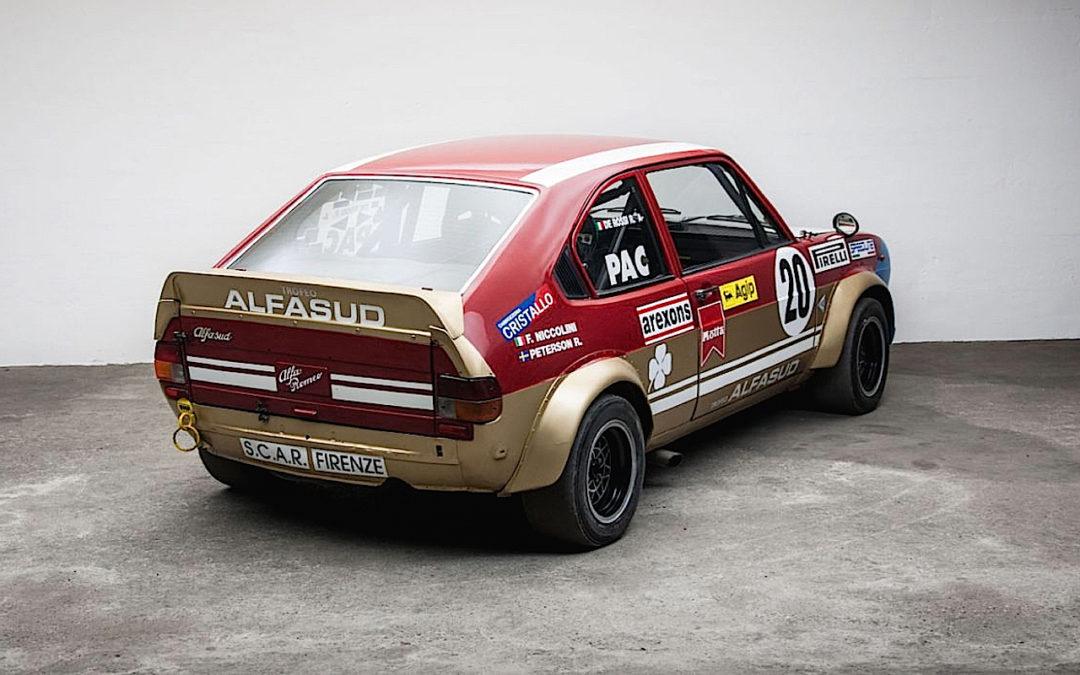Alfa Romeo Alfasud Trofeo, La Sportivissima !