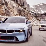 BMW 2002 Hommage… Direct dans le top10 !