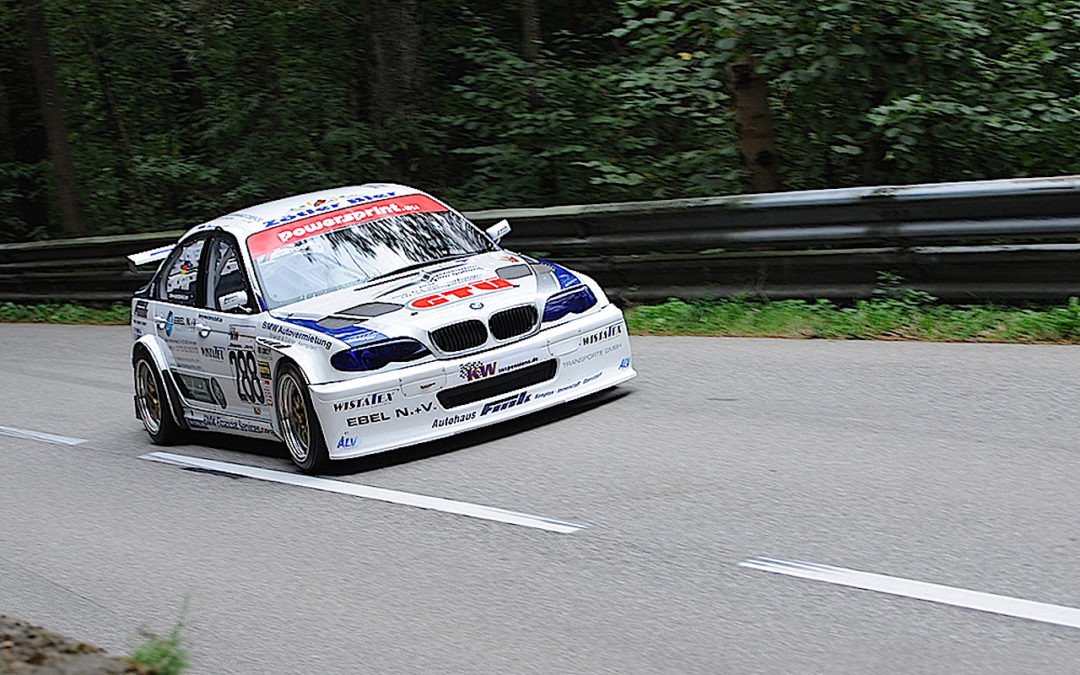 Hillclimb Monster : BMW 320i WTCC… Atmosféérique !