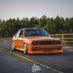 BMW M3 E30 PUR35T… Ultime et énervante !