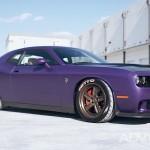 Dodge Challenger : Plum Crazy Hellcat