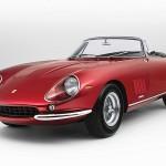 Ferrari 275 GTS/4 NART Spider : La dolce vita on 4 wheels !