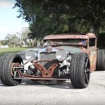 """Made of Rust"" - Rat Rod en Ford 31..."