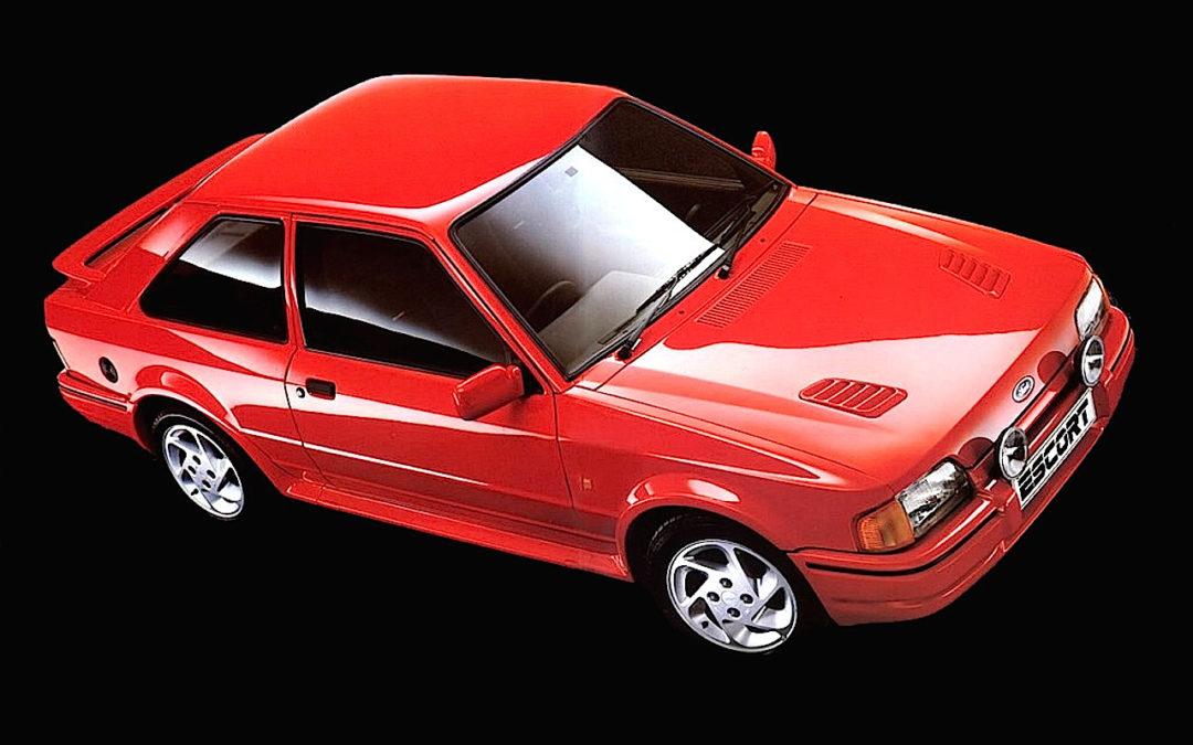 Ford Escort RS Turbo… Alors, atmo ou turbo ?