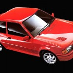 Ford Escort RS Turbo... Alors, atmo ou turbo ?