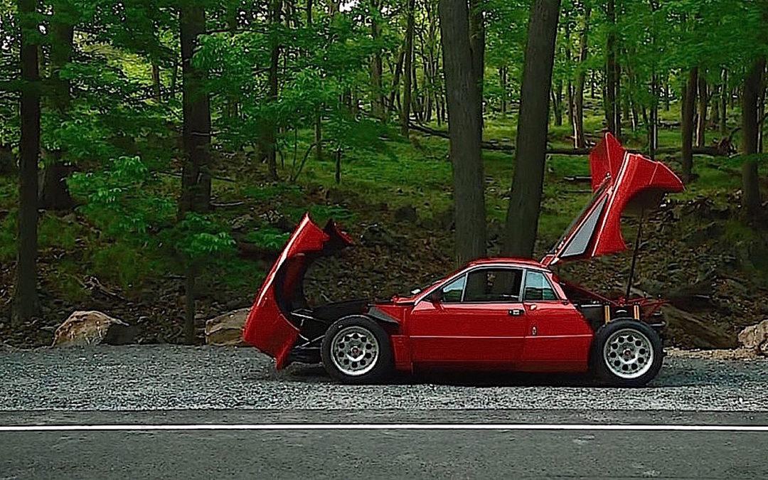 Lancia 037 -001, Genèse de la fin d'un monde.