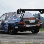 Hillclimb Monsters : Mitsubishi Lancer Evo 8 - Centrifugeuse à bulbe !