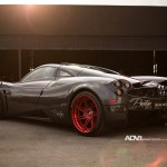 "Pagani Huayra en ADV.1... ""Because F*ck You"" !"