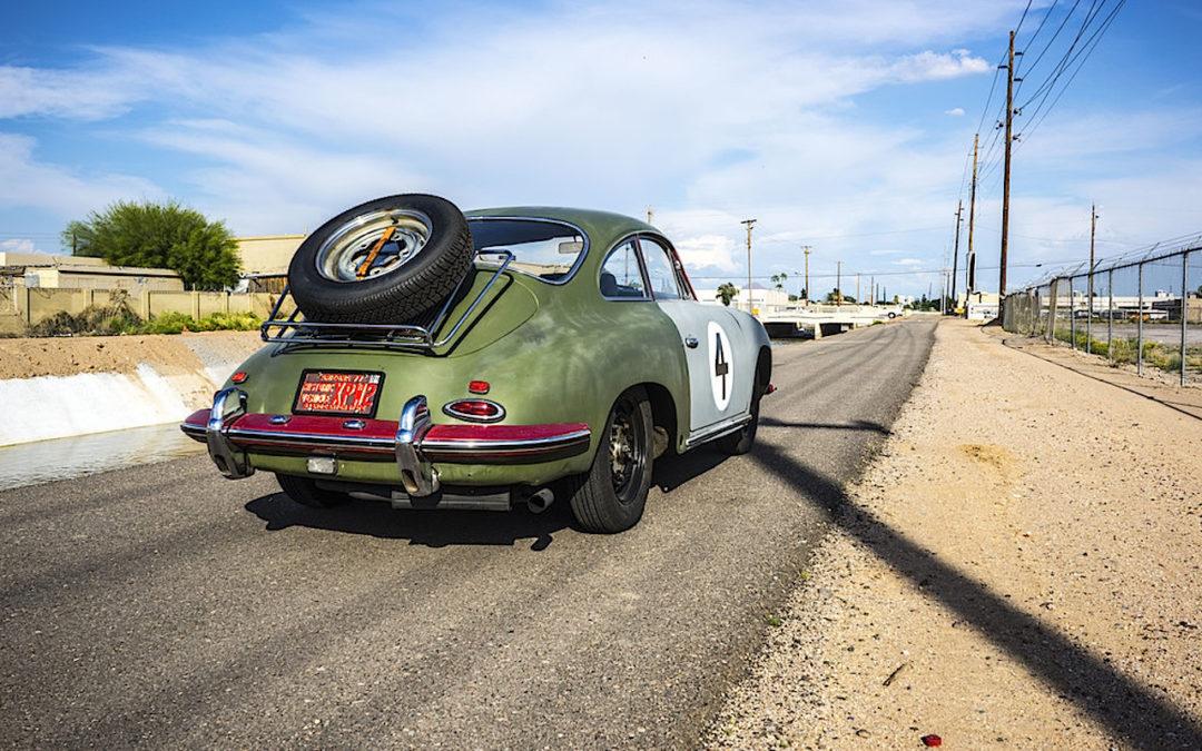 Porsche 356 – FourTillFour… air cool !