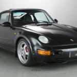 Une rare 964 Turbo Flat Nose... la Porsche à 1 million de dollars !