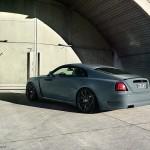 Spofec Rolls-Royce Wraith... Y'a pas que les footballeurs !