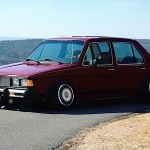 VW Jetta... Parait que c'est meilleur avec l'âge !