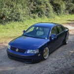 Antho's VW Passat airride... Full option !