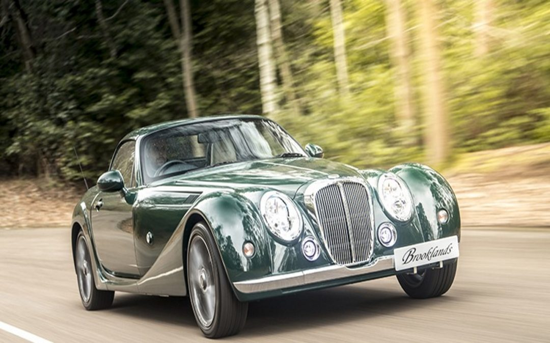 Mitsuoka Roadster Brooklands Edition – Pourquoi ?