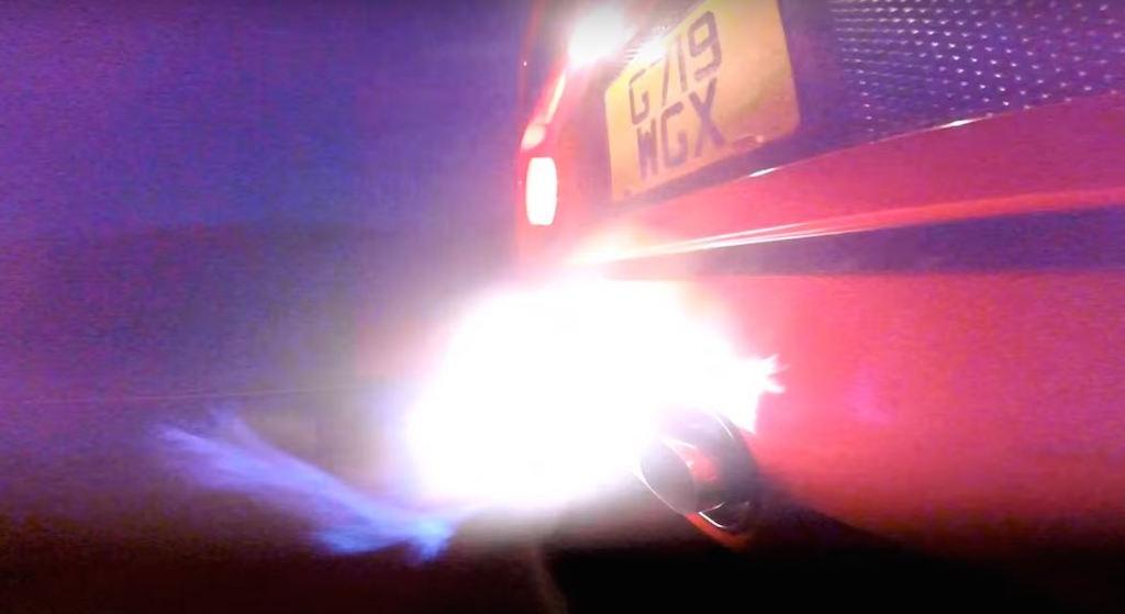 DLEDMV - Ferrari F40 Night Dragon