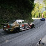 King Of Touge Round 2 - La Chapelle Du Bard : Elle descend de la montagne en travers ! 16