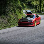 King Of Touge Round 2 - La Chapelle Du Bard : Elle descend de la montagne en travers ! 15