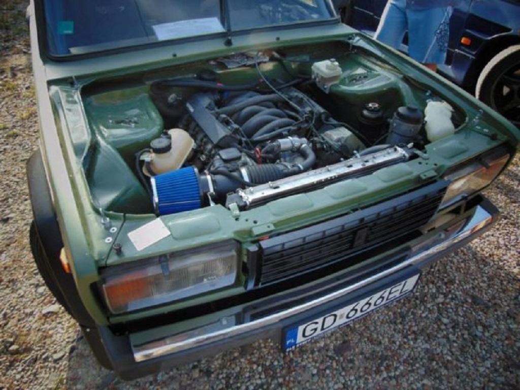 DLEDMV Lada V8 BMW 02