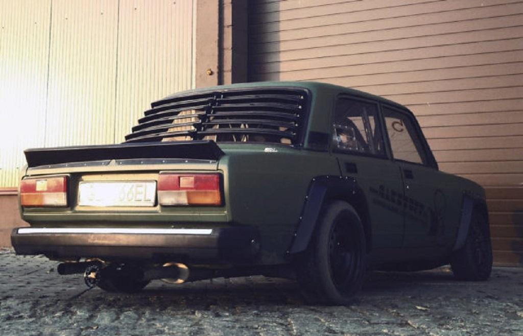 DLEDMV Lada V8 BMW 06
