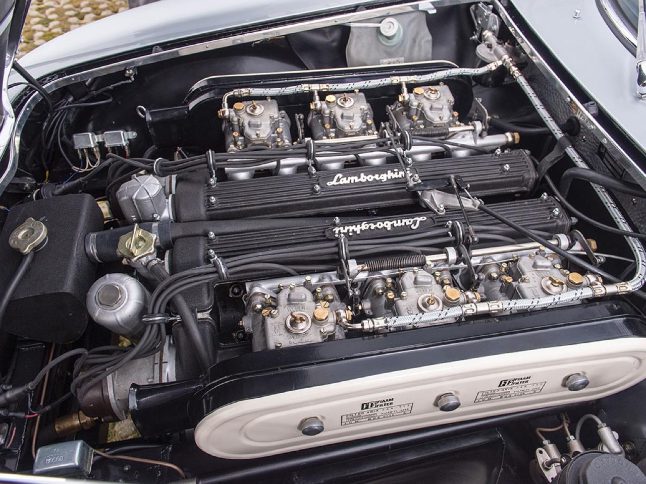 DLEDMV - Lamborghini 350 GT  - 17