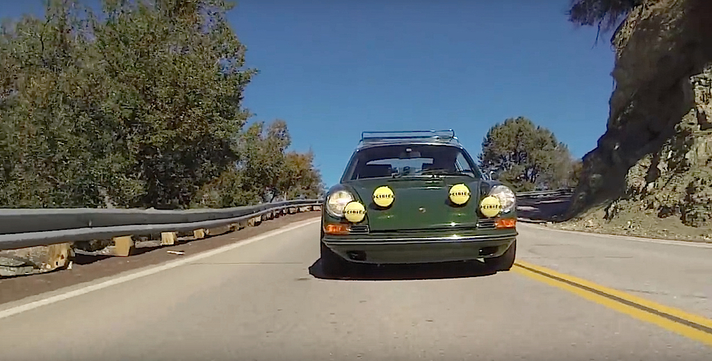 DLEDMV - Road Trip Porsche 911 2.7S - 01
