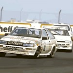 Toy Fight à Silverstone : BTCC '87