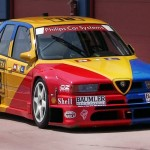 Engine Sound - Alfa 155 V6 TI DTM