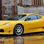 Ferrari 360 Modena Challenge Stradale... A peine civilisée !
