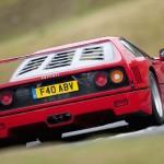 Ferrari F40 en Tubi Style - Night Dragon !